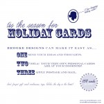 Holiday Advertisement copy